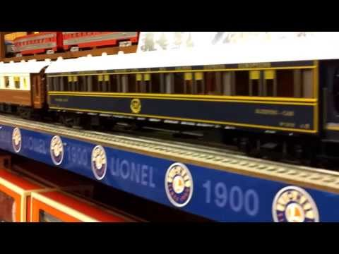 M.T.H.'s Orient Express