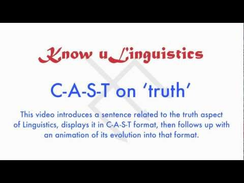 KnowULinguistics - Truth