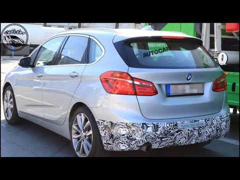 BMW 2 Series Active Tourer Facelift Due Next Year - 2018 Review Exterior Interior
