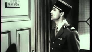 I Was a Male War Bride (1949) - Military abbreviations
