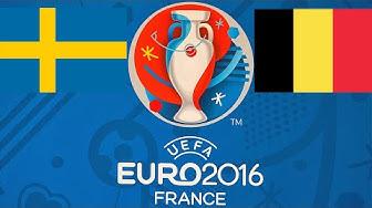 FIFA 16 EM-PROGNOSE #36 - SCHWEDEN : BELGIEN