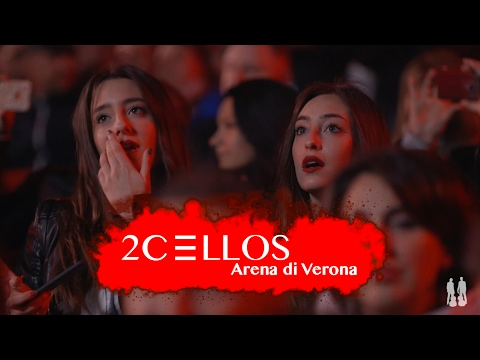 2CELLOS - Shape Of My Heart [Live at Arena di Verona]