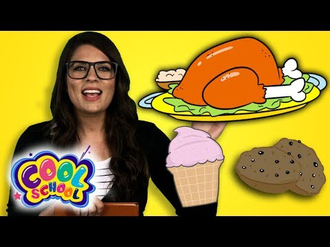 All About Food! - Beauty and the Beast, Drew Pendous, Crafty Carol, & Nursery Rhymes!   Compilation