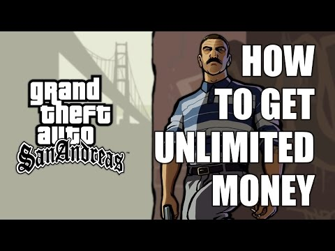 How To Get Unlimited Money Grand Theft Auto San Andreas IOS 9 IPhone IPad IPod Touch