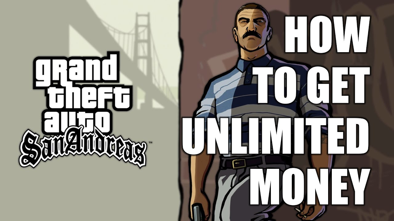 How to get Unlimited Money <b>Grand Theft Auto San Andreas</b> iOS 9 ...