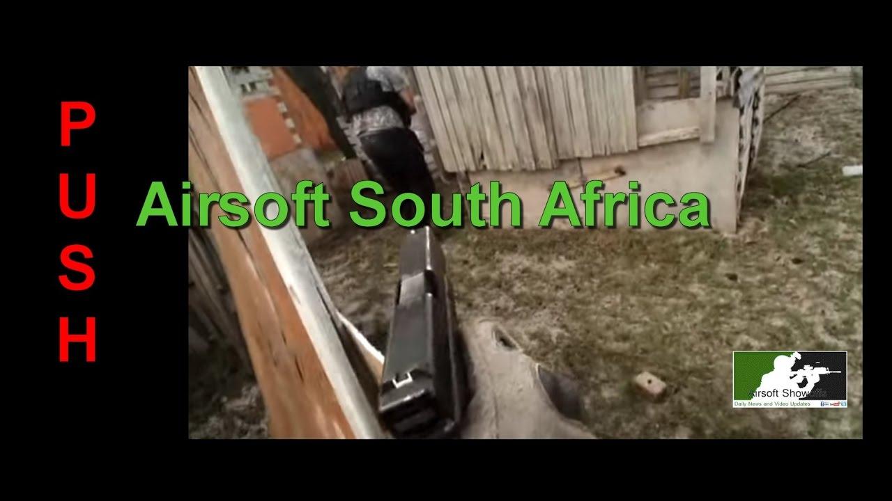 Airsoft Videos - Tachyon Action Cameras
