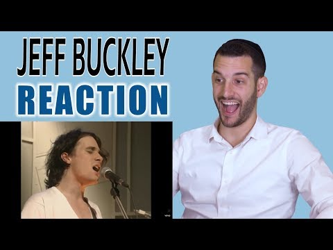 VOCAL COACH reacts to JEFF BUCKLEY singing GRACE live