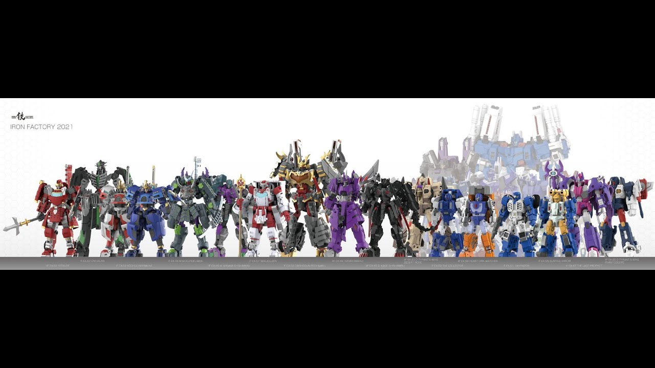 What's New in Transformers? SGC 2020, Iron Factory, Xtransbots, Dx9 is gone and Much More!