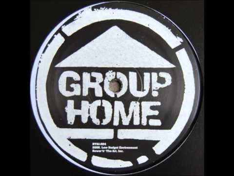 Group Home - East NY Theory [Rare Version] [HQ]