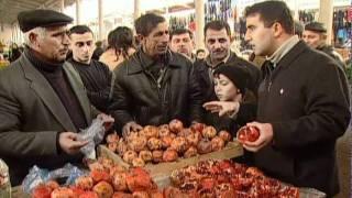Local Markets in Baku, Azerbaijan