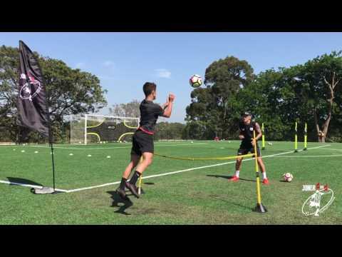 Insane Soccer Training - Number 1 private coach in Australia. Joner 1on1