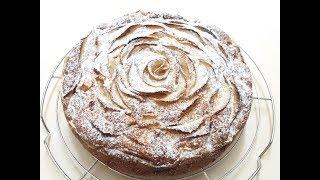 Яблочный пирог который тает во рту Яблочный пирог легко и дешево Яблучний пиріг Шарлотка