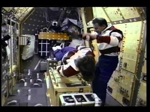 STS-73 Post Flight Presentation