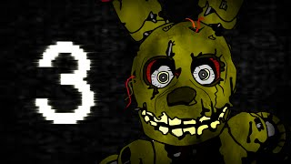 Five Nights at Freddy's 3 Game Maker Edition