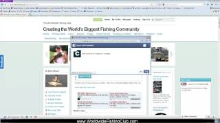 Worldwide Fishing Club Chat With Gmail & Facebook Friends