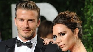 Victoria Beckham Shuts Down Divorce Rumors, Says She and David Have