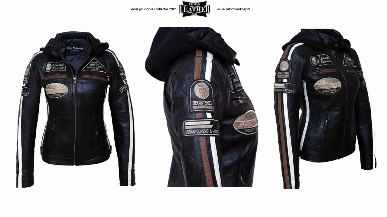 goedkope leren jassen dames AANBIEDING UR Leather Leren dames jassen NL NH