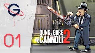 GUNS, GORE & CANNOLI 2 FR #1 : Le Mafieux est de retour !