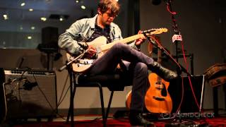 "William Tyler"" ""Geography Of Nowhere,"" Live On Soundcheck"