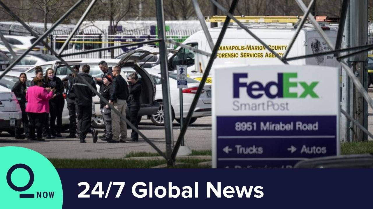 FedEx: Mass shooter was a former employee of the company