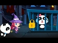 The Magician s Universe   Rescue Little Panda From Monster   Video for Kids