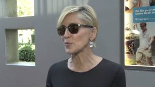 sharon stone the actors funds 2015 la tony awards viewing party