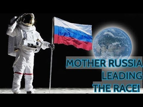 The New Space Race Just Started! Who Will Win It - Russia, China or USA?