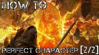 Oblivion - How to make a perfect character [2/2] (Commentary)