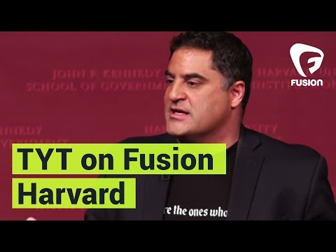 The Young Turks on Fusion | LIVE from Harvard University (Full Episode)