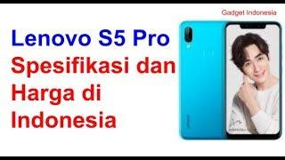 Spesifikasi dan Harga Lenovo S5 Pro Indonesia
