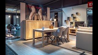 Exposition de meubles pour séjours