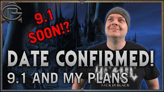9.1 RELEASE DATE CONFIRMED! - My Plans For This Tier