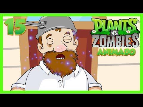 Plantas vs zombies animado Capitulo 15 ☀️Animación 2018☀️PARODIA