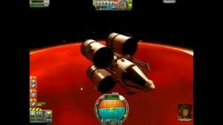 Kerbal Space Program: One-way trip to Duna Time-lapse