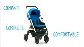 Easywalker June and MINI: Carrycot - demo - how to - instruction video Thumbnail