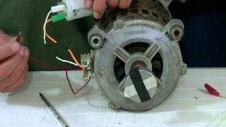 Como invertir el giro de un motor--How to reverse the rotation of a motor