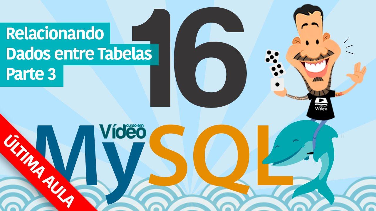 Download Curso MySQL #16 - INNER JOIN com várias tabelas