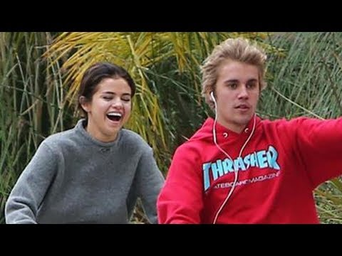 Justin Bieber & Selena Gomez OFFICIALLY Back Together