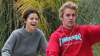 Justin Bieber & Selena Gomez OFFICIALLY Back Together