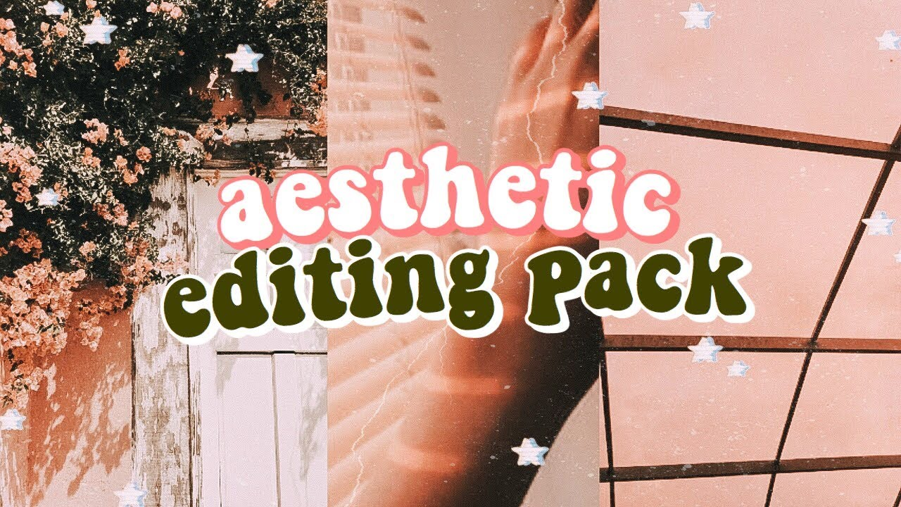 aesthetic editing pack 2019!   fonts, music, & more