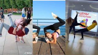 بنات روسيا خرجت عن السيطره وتتحدى المستحيل على تيك توك