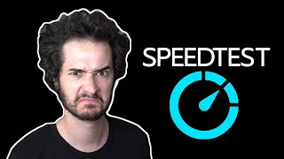 Here's why I don't Use Speedtest.net anymore... screenshot 5