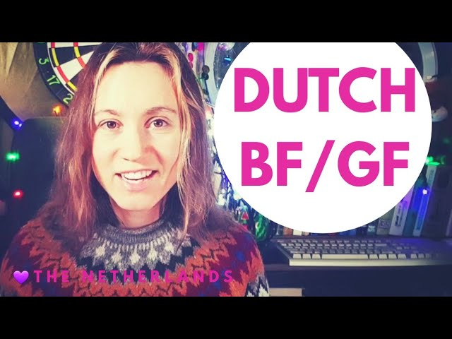 If DUTCH and RUSSIAN dating... TYPICAL PROBLEMS ♥ The Netherlands
