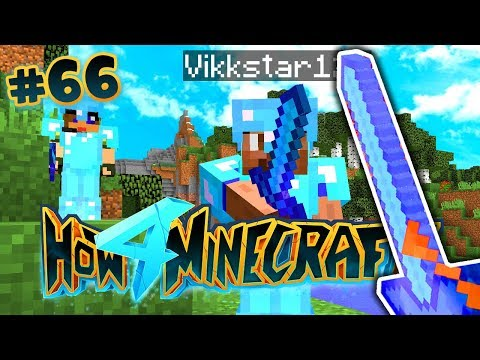 How To Minecraft 4: VIKKSTAR123 , SPEEDY & SIDE REVERSE GANK US?! #66