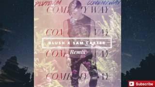 Скачать PLVTINUM Come My Way Blush X Sam Carter Remix