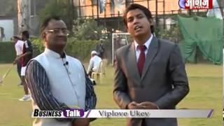 Business Talk with Mr. Bhartiya