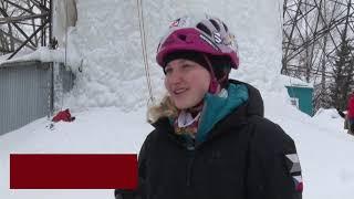 В Кирове продолжается подготовка к этапу Кубка мира по ледолазанию