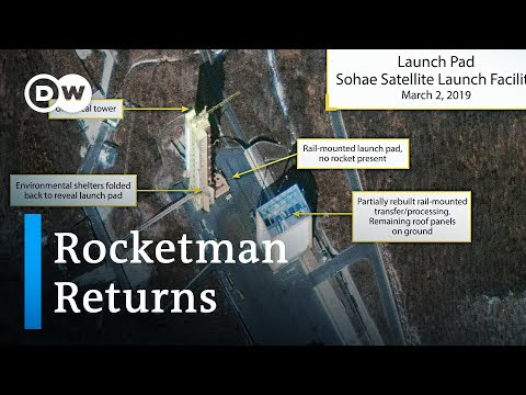 Reports indicate North Korea is rebuilding rocket launch site | DW News Mp3