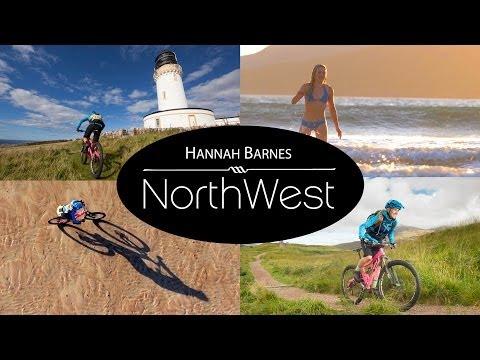 Hannah Barnes: NorthWest - A mountain bike adventure through the Scottish Highlands