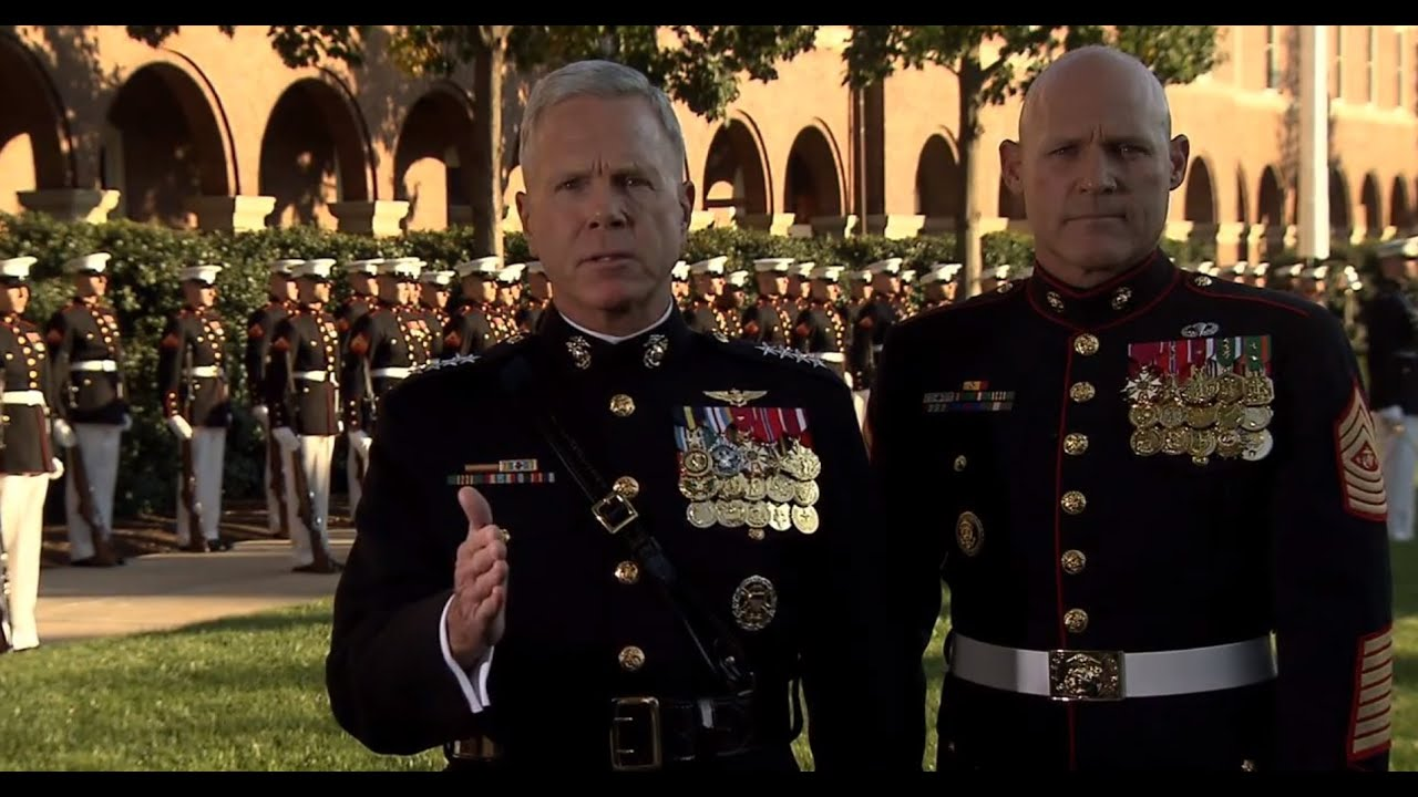 "2012 Marine Corps Birthday Message: ""For Honor, For ..."